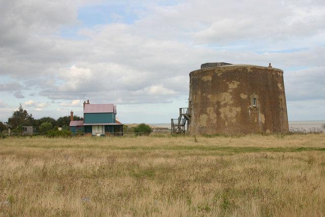 Martello Tower 'W', Bawdsey
