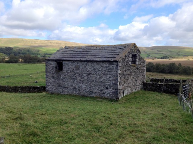 Barn near Foredale
