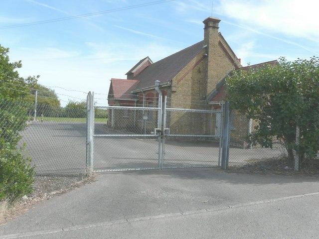 Sewage Pumping Station, Abbey Fields