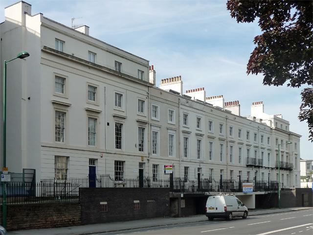 Derby Terrace, Derby Road, Nottingham