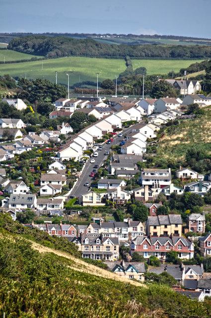 North Devon : Ilfracombe Scenery