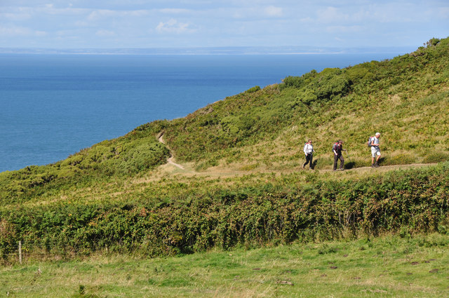 North Devon : Coast Path & Scenery
