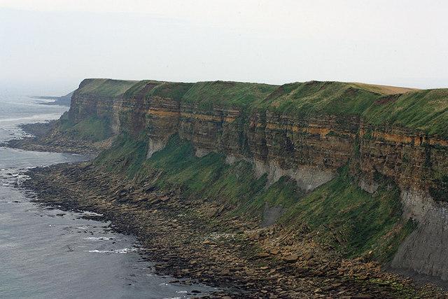 Newbiggin Cliff