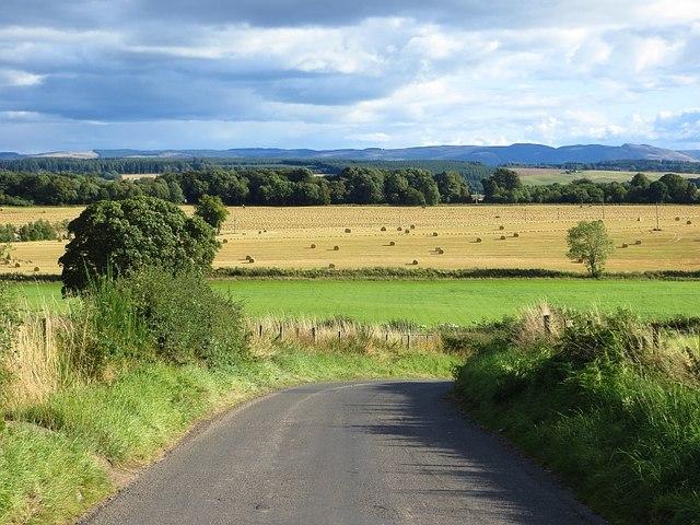 Minor road, Strathearn