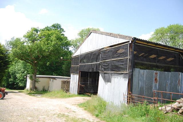 Barn, Homestall
