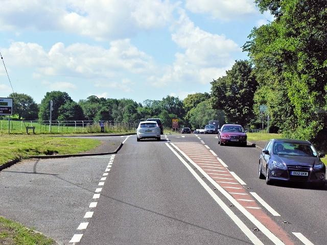 A34, Siddington Crossroads