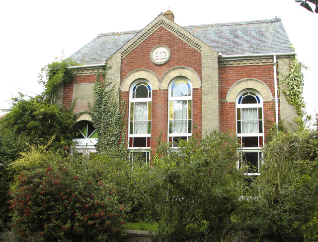 Converted Primitive Methodist Chapel in Chapel Road