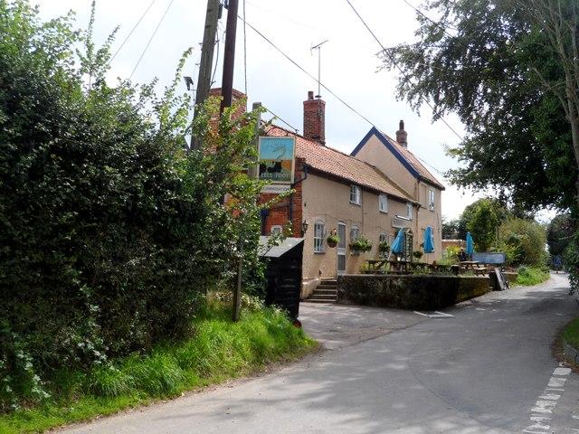 The Eel's Foot pub, Eastbridge