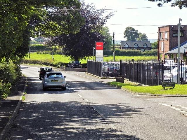 Marton, Congleton Road (A34)