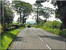 SJ8566 : Southbound A34 (Congleton Road) by David Dixon