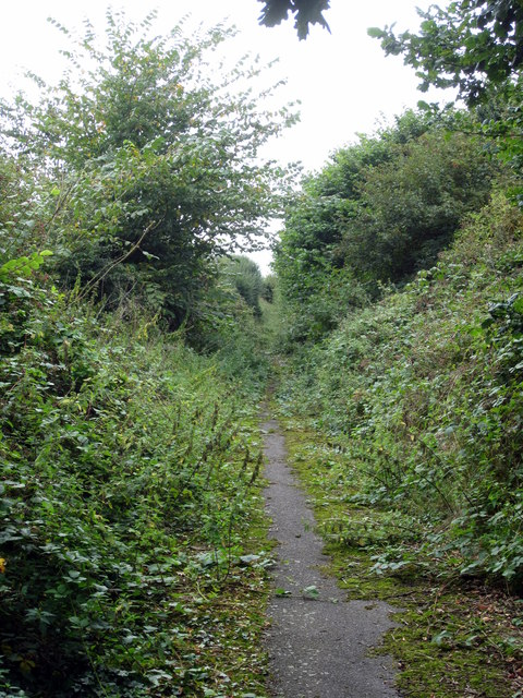Footpath to Swepstone