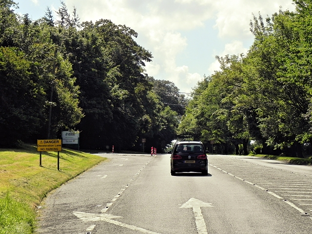 A34 Congleton Road