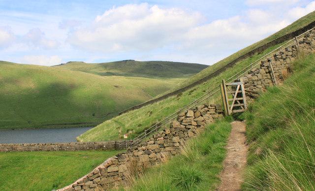 Greenfield reservoir.