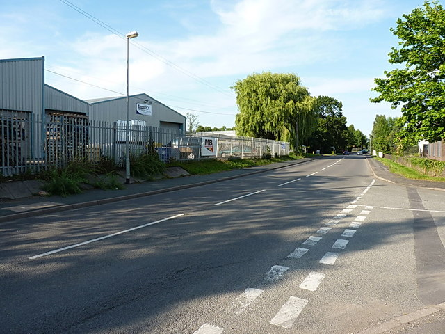 Four Ashes Industrial Estate