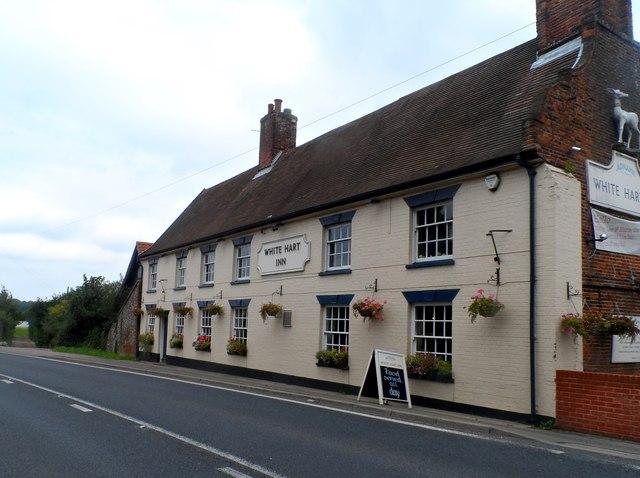 The White Hart, Blythburgh