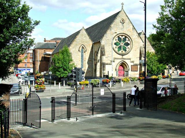 St Silas English Church