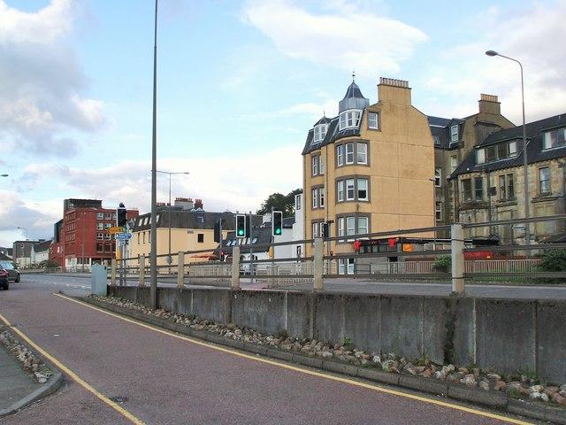 Fort William railway station (site), Highland