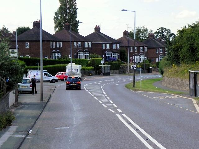 Congleton, Rood Lane