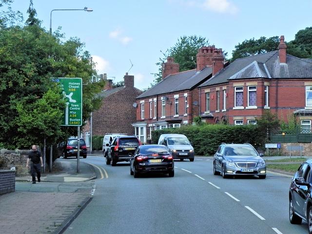 West Road, Congleton