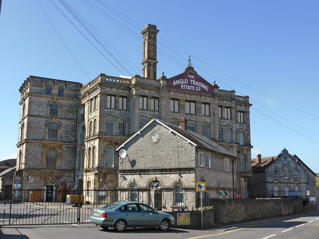 Former Anglo-Bavarian Brewery, Shepton Mallet
