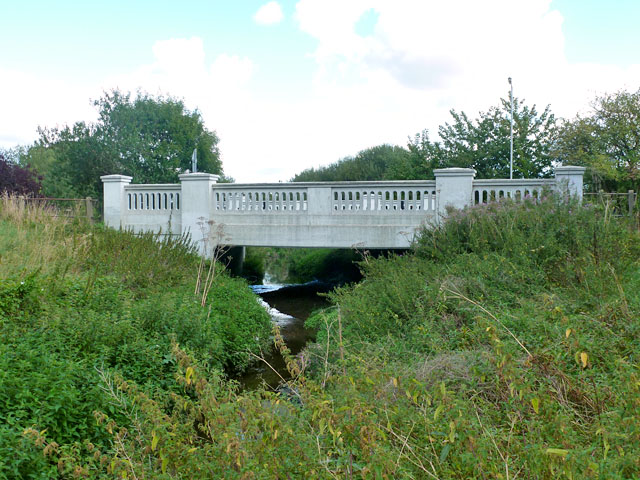 Bridge over River Pinn