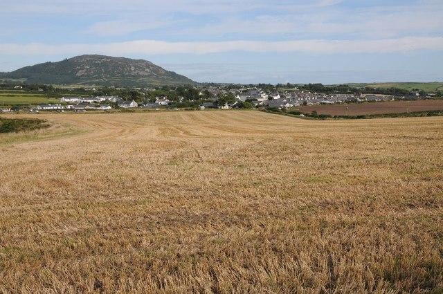 View to Morfa Nefyn