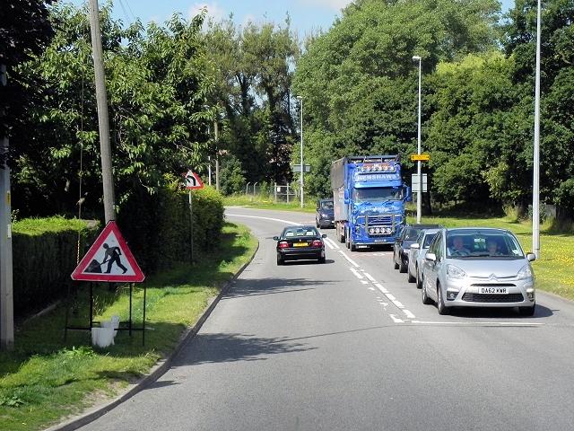Sandbach Road (A534)