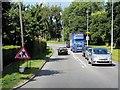 SJ8363 : Sandbach Road (A534) by David Dixon