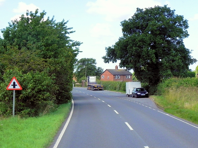 A534, Layby near Brookhouse Green