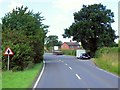 SJ8162 : A534, Layby near Brookhouse Green by David Dixon
