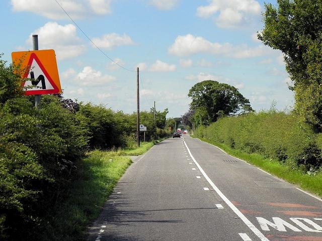 Spark Lane (A534)