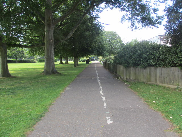 Footpath and Cycleway to Chichester College