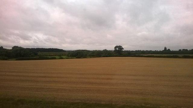Farmland east of Marston