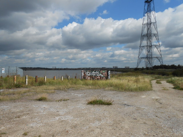 Track from Jetty, Broadness Marshes