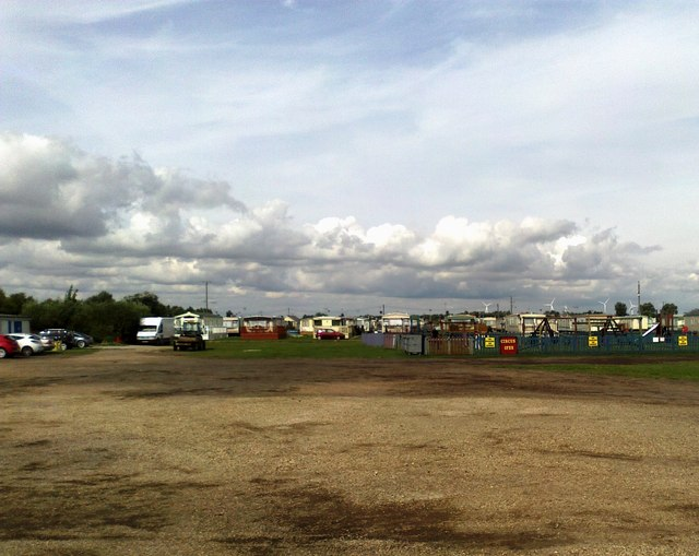 Play Area, Caravan Park