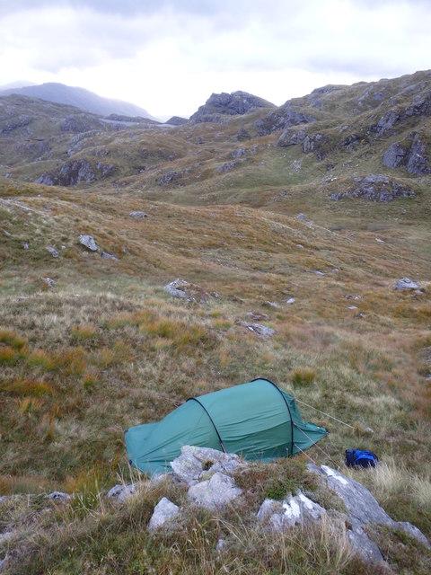Tent, Garb Bhealach