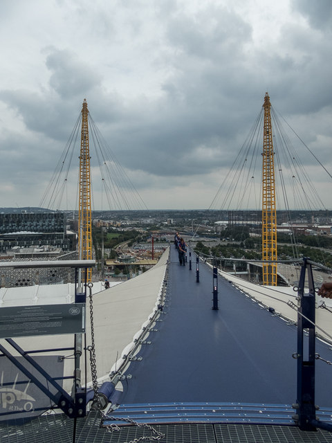 Walkway, O2 Arena, Greenwich