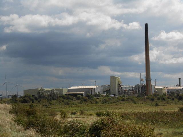 Britannia Refined Metals Plant, Botany Road, Northfleet