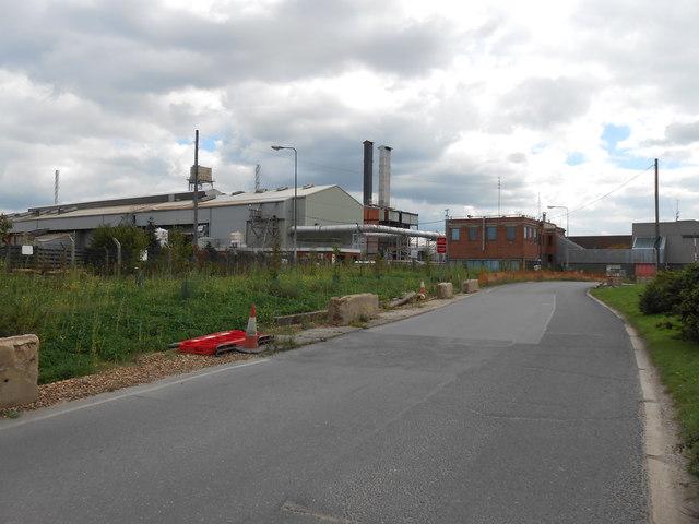 Britannia Refined Metals Plant, Botany Road, Northfleet (2)
