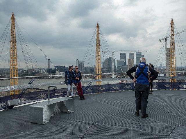 Viewing Platform, O2 Arena, Greenwich