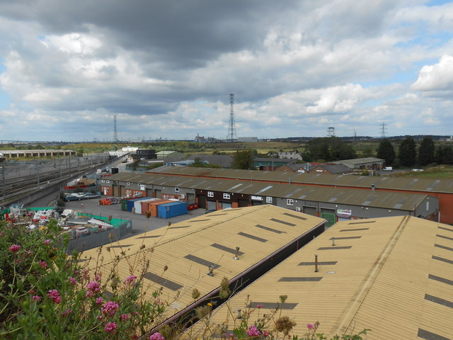 Industrial Units on Lower Road, Northfleet