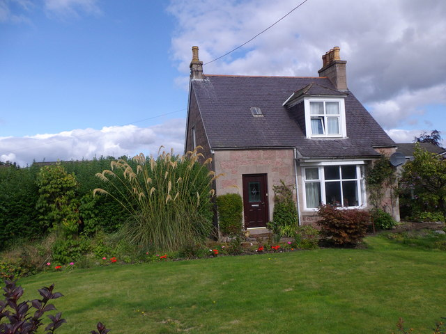 Cottage on Station Road, Banchory