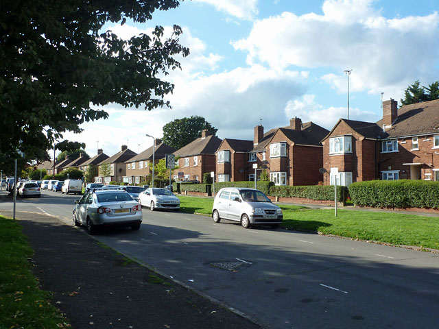 Houses on Stafford Road, Ruislip Gardens