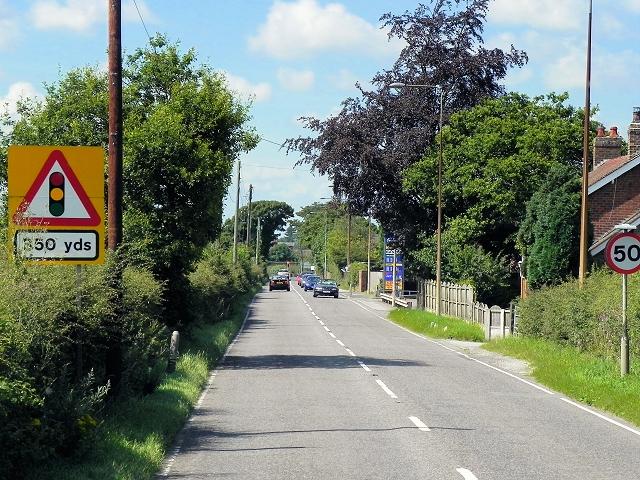Arclid, Spark Lane