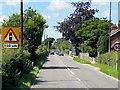 SJ7962 : Arclid, Spark Lane by David Dixon