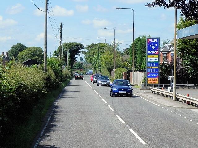 Spark Lane, Arclid