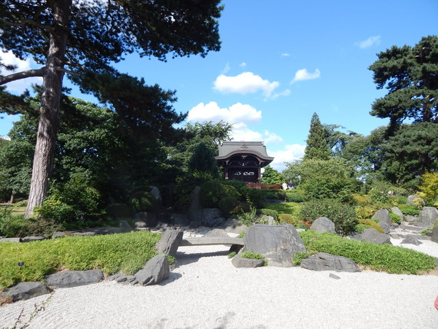Japanese Gateway, Kew Gardens