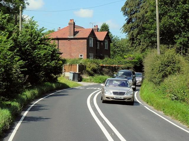 Congleton Road, Arclid Green