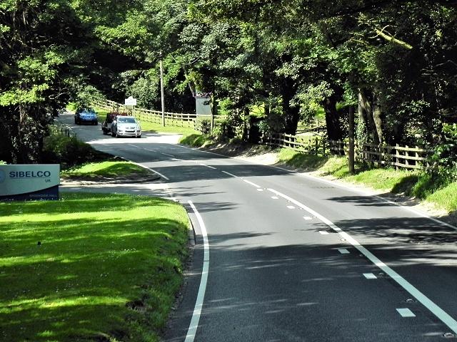 A534, Congleton Road
