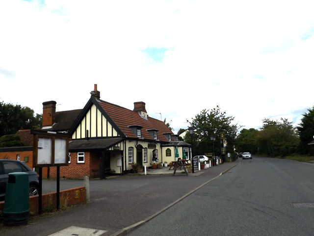 Upper Street & The Anchor Public House